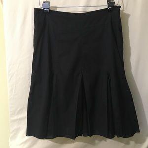 INC flared skirt